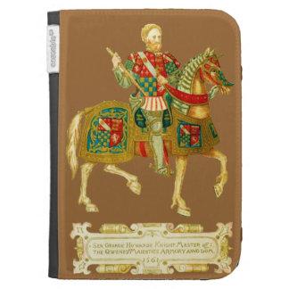 Master of Armory on Horseback Kindle Keyboard Case