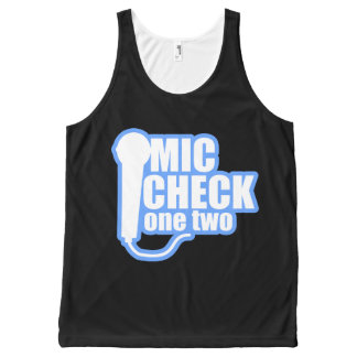 Master of Ceremonies All-Over-Print Tank Top