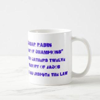 """Master of Champions"" Mug"