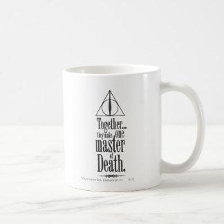 Master of Death Classic White Coffee Mug