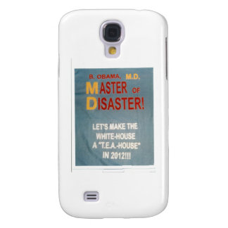 MASTER_of_DISASTER-design Galaxy S4 Cover