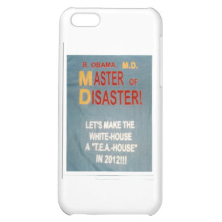 MASTER_of_DISASTER-design Case For iPhone 5C