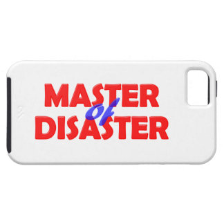 Master OF Disaster iPhone SE/5/5s Case