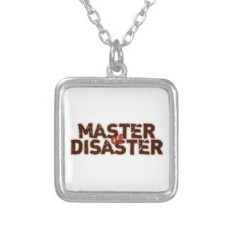 Master of Disaster Selbst Gestalteter Schmuck