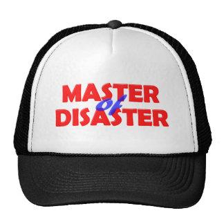 Master OF Disaster Trucker Hat