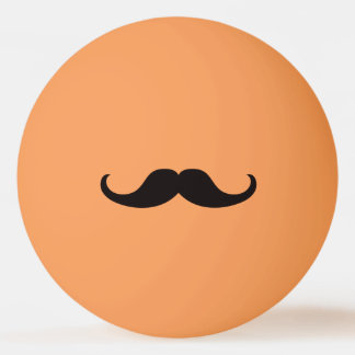 Master of Disguise Mustache Ping Pong Ball