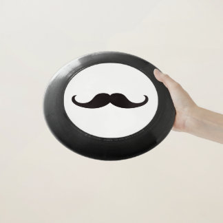 Master of Disguise Mustache Wham-O Frisbee