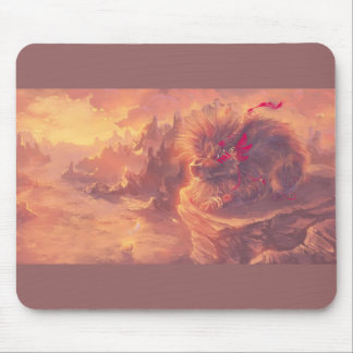 Master of Grasses Mouse Pad