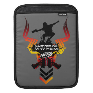 Master of Mahem iPad Sleeve