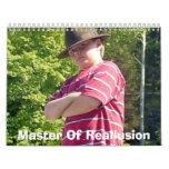 Master Of Reallusion Wall Calendar