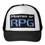 Master of RPG Mesh Hat