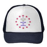 Master of Swings Racquetball Trucker Hat
