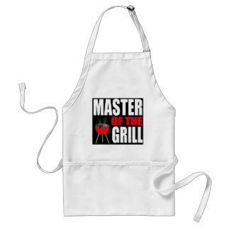 MASTER OF THE GRILL ADULT APRON