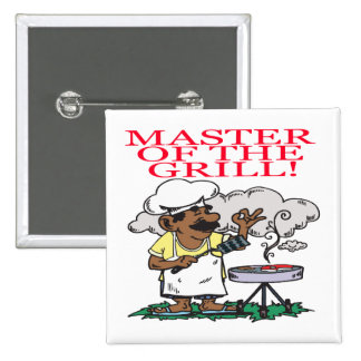 Master Of The Grill Button