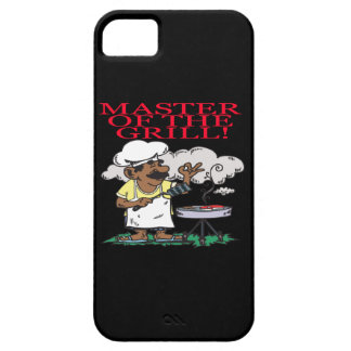 Master Of The Grill iPhone SE/5/5s Case