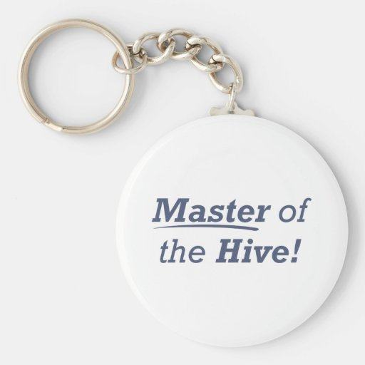 Master of the Hive! Key Chain