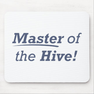 Master of the Hive! Mouse Pad