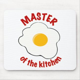 Master of the Kitchen Mouse Pad