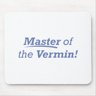 Master of the Vermin! Mouse Pad