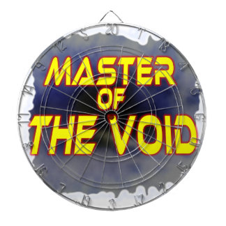 Master of the Void Dartboard