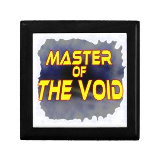 Master of the Void Keepsake Box