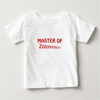 Master of Zzzzzz Baby T-Shirt