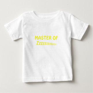 Master of Zzzzzzzz Baby T-Shirt