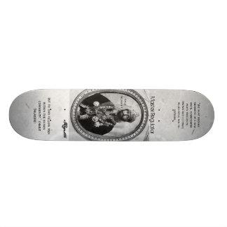Master Regulator Skate Decks