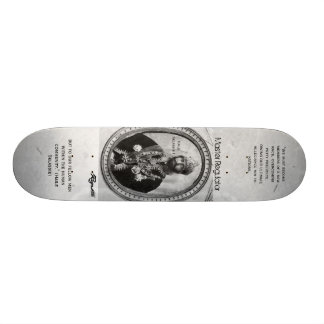Master Regulator Skateboard Deck