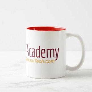 Master Samurai Tech Academy Mug