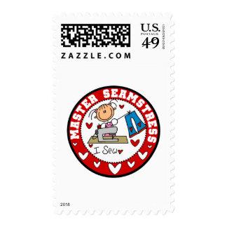 Master Seamstress Stamp