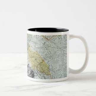 Master Sheet of the Prussian Sovereign Two-Tone Coffee Mug