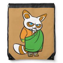 Master Shifu Drawstring Backpack
