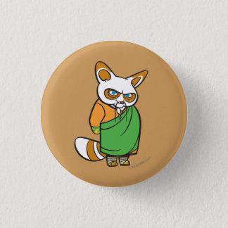 Master Shifu Pinback Button