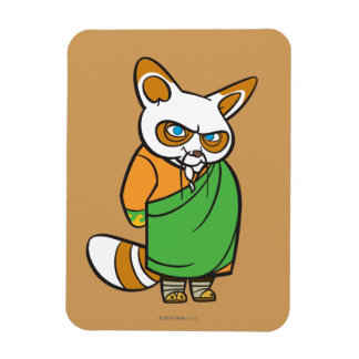 Master Shifu Rectangular Photo Magnet
