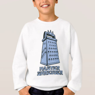 Master Shredder (cheese grater) Sweatshirt