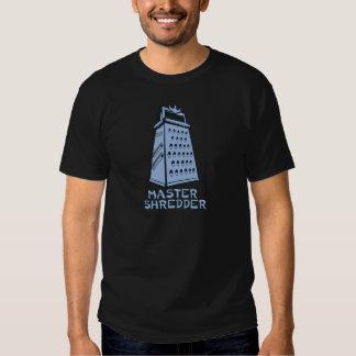 Master Shredder (cheese grater) T Shirt