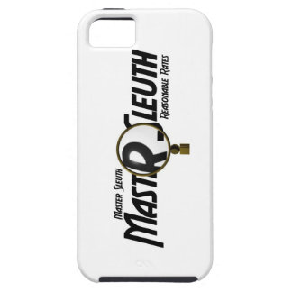 Master Sleuth: Reasonable Rates iPhone SE/5/5s Case