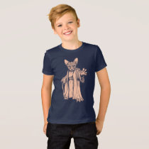 Master Sphynx Dark T-shirt for Kids