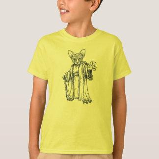 Master Sphynx Lineart - Kids T-Shirt