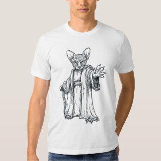 Master Sphynx Lineart T-Shirt