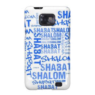 Master the Shabat Galaxy SII Cases