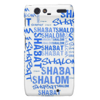 Master the Shabat Motorola Droid RAZR Cover