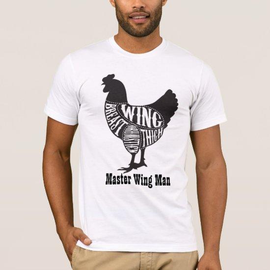 Master Wing Man T-shirt
