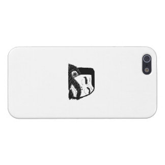 master wong iPhone SE/5/5s cover