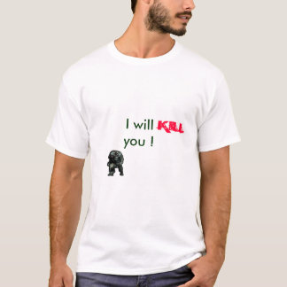 MasterDOOM Games - Kill the Monster T-Shirt