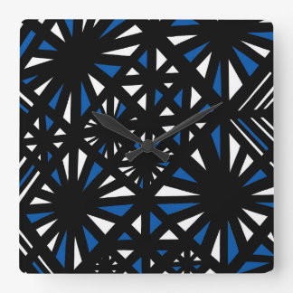 Masterful Intelligent Innovate Witty Square Wall Clock