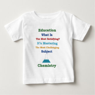 mastering satisfying Chemistry 3D Tee Shirts