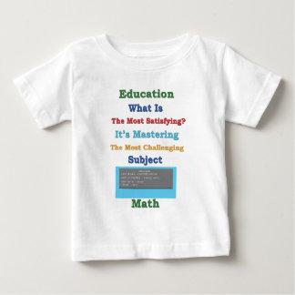 mastering satisfying Math 3D Shirts