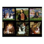 Masterpiece Composite - Cavaliers Postcard